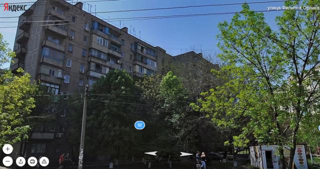 1-447С-46 ( отр.адм. )Новосибирск Улица Народная 81 кирпичный дом