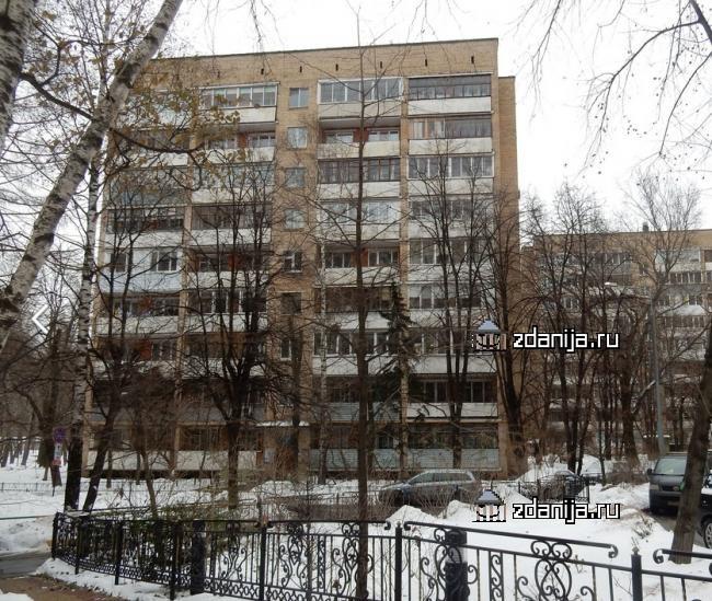 Москва, улица Вавилова, дом 58, корпус 2 (ЮЗАО, район Гагаринский)
