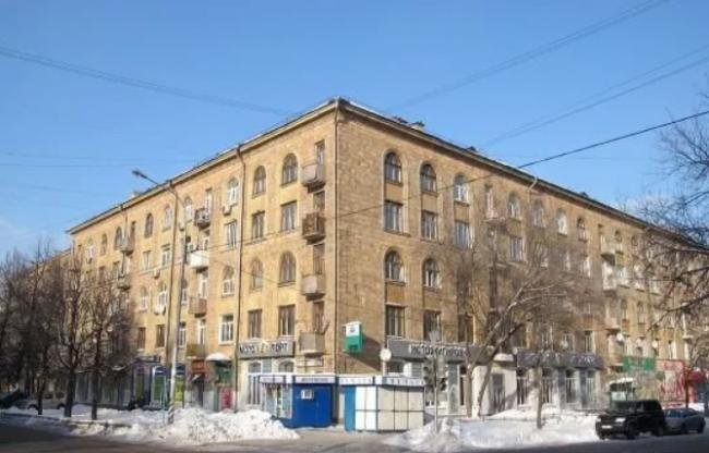 Москва, Петровско-Разумовский проезд, дом 24, корпус 2 (САО, район Савеловский)