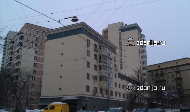 Москва, Трифоновская улица, дом 61, корпус 1 (ЦАО, район Мещанский)