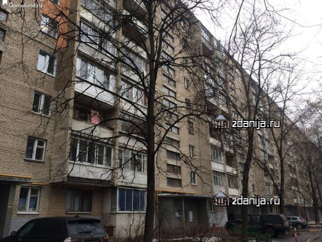 Москва, Тайнинская улица, дом 16, корпус 2 (СВАО, район Лосиноостровский)