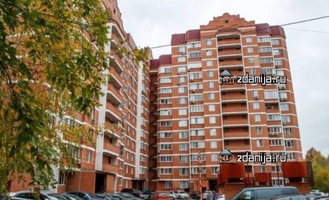 Москва, Байкальская улица, дом 35, корпус 3 (ВАО, район Гольяново)