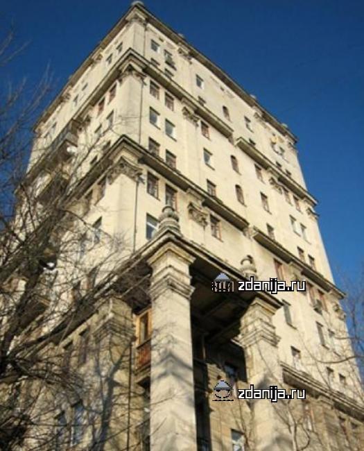 Москва, Петровско-Разумовская аллея, дом 18 (САО, район Аэропорт)