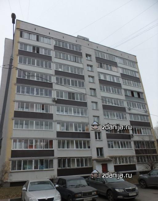 Москва, улица Фонвизина, дом 10А, Серия: II-29-41/37 (СВАО, район Бутырский)