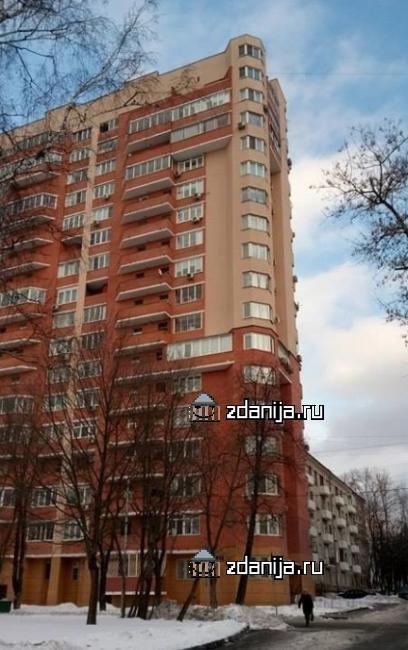 Москва, 5-й Войковский проезд, дом 8, корпус 1 (САО, район Войковский)