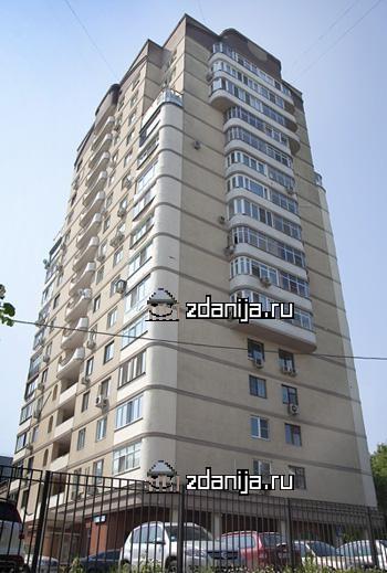 Москва, Полоцкая улица, дом 3 (ЗАО, район Кунцево)