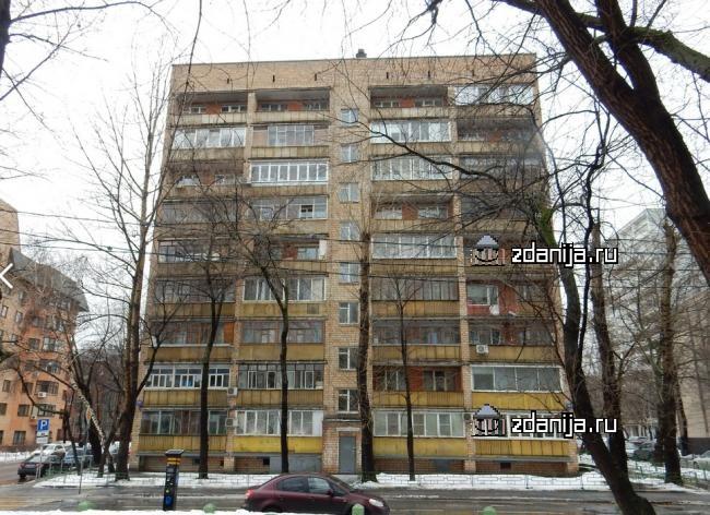 Москва, Токмаков переулок, дом 10, строение 3 (ЦАО, район Басманный)