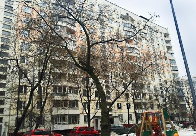 Москва, Русаковская улица, дом 27, Серия II-57 (ВАО, район Сокольники)