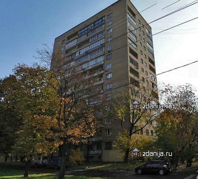 Москва, Мосфильмовская улица, дом 41, Серия: II-29 (ЗАО, район Раменки)