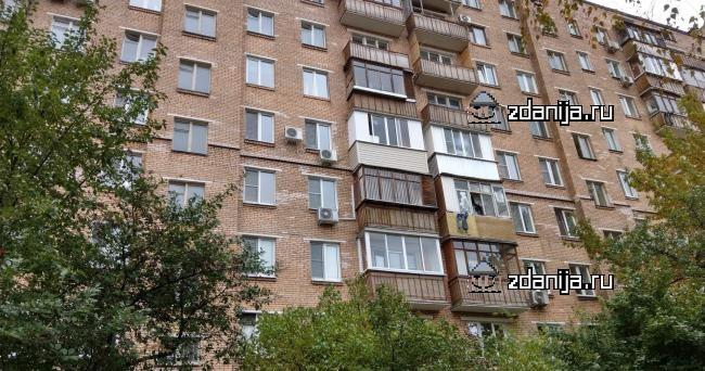 Москва, Байкальская улица, дом 15 (ВАО, район Гольяново)