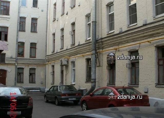 Москва, Садовая-Самотечная улица, дом 4А (ЦАО, район Тверской)