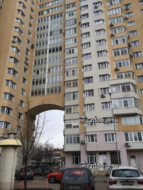 Москва, улица Борисовские Пруды, дом 5, корпус 1 (ЮАО, район Москворечье-Сабурово)