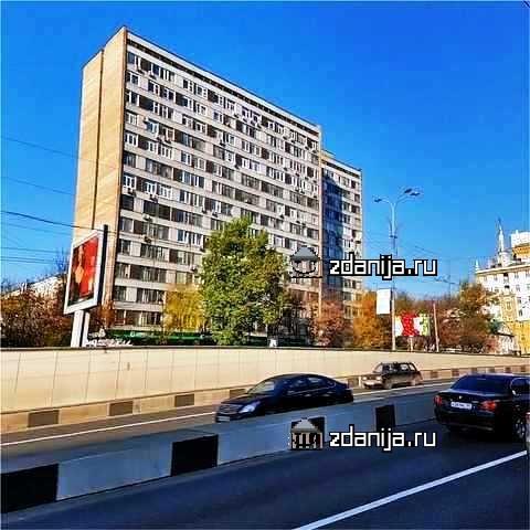 Москва, Новинский бульвар, дом 15 (ЦАО, район Арбат)