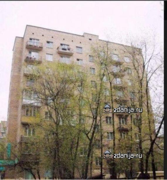 Москва, улица Усиевича, дом 13, Серия II-29-41/37(38) (САО, район Аэропорт)