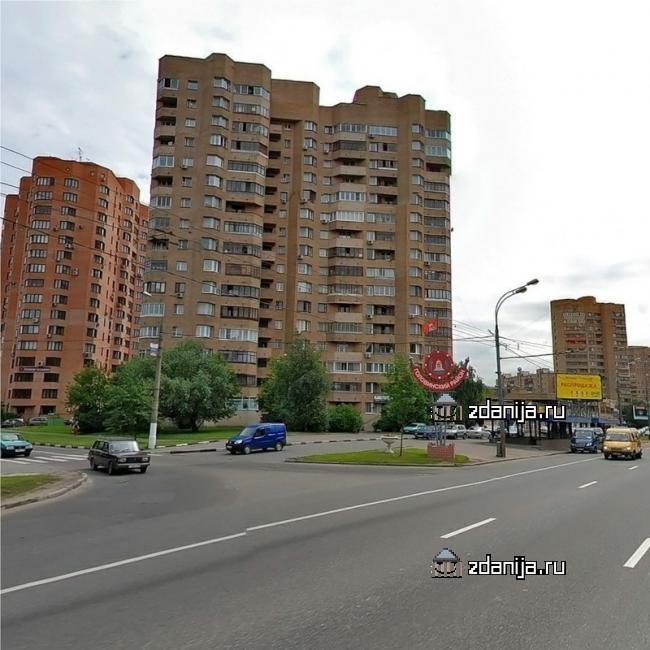 Москва, Ленинградское шоссе, дом 88 (САО, район Головинский)