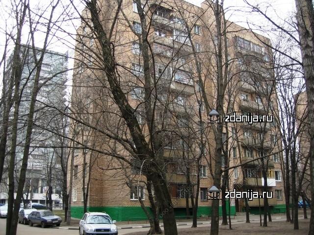 Москва, Ленинградское шоссе, дом 40 (САО, район Войковский)