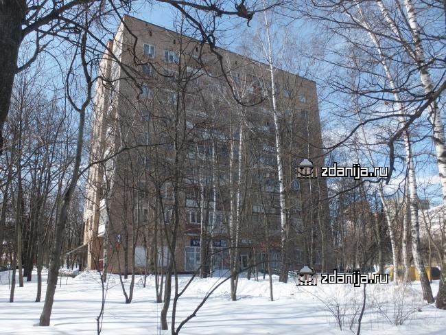Москва, улица Академика Павлова, дом 11, корпус 1, Серия: II-29 (ЗАО, район Кунцево)