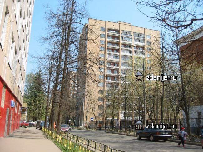 Москва, Нижняя Первомайская улица, дом 16, Башня Вулыха (ВАО, район Измайлово)