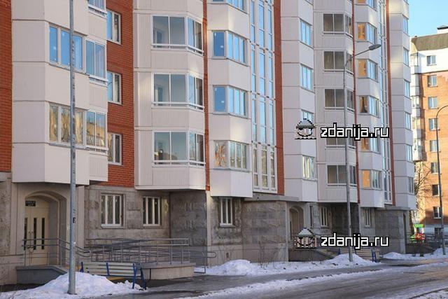 Москва, Амурская улица, дом 54 (ВАО, район Гольяново)