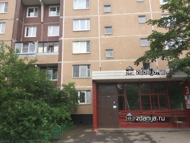 Москва, Курганская улица, дом 4 (ВАО, район Гольяново)