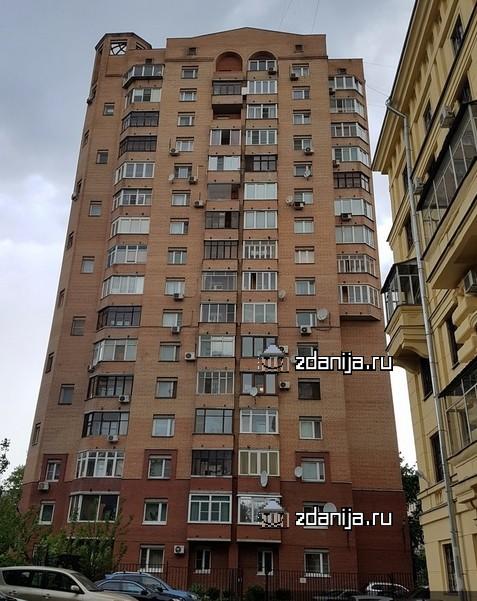 Москва, Петровско-Разумовская аллея, дом 20 (САО, район Аэропорт)