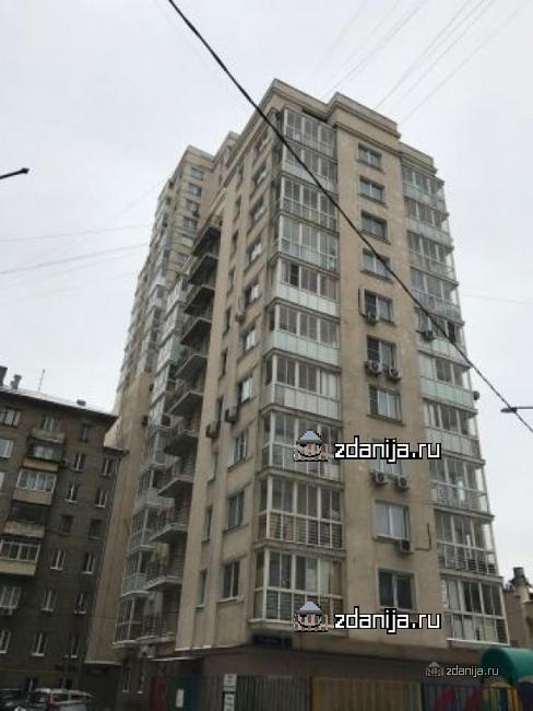 Москва, Русаковская улица, дом 1 (ЦАО, район Красносельский)