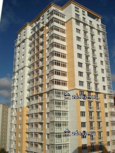 Москва, 2-я Филевская улица, дом 8, корпус 1 (ЗАО, район Филевский Парк)