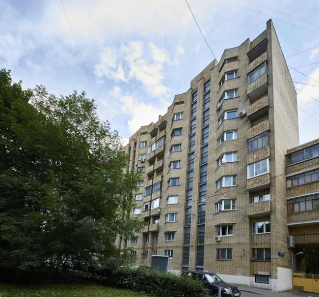 Москва, Карманицкий переулок, дом 5 (ЦАО, район Арбат)