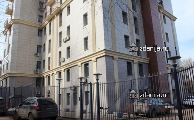 Москва, Нагорная улица, дом 5, корпус 4 (ЮЗАО, район Котловка)