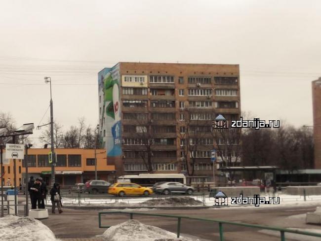 Москва, Ленинградское шоссе, дом 42 (САО, район Войковский)
