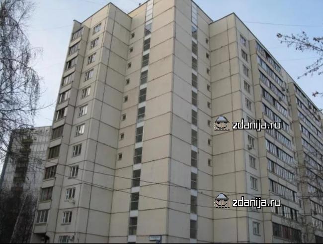 Москва, Кусковская улица, дом 17, корпус 1 (ВАО, район Новогиреево)