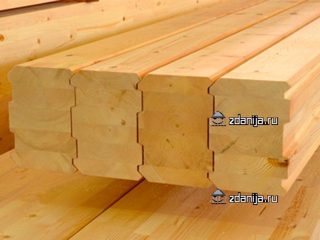 Брус, бревно, состаренная древесина с доставкой из Костромы