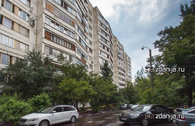 Москва, улица Винокурова, дом 12, корпус 4, Серия II-68 (ЮЗАО, район Академический)