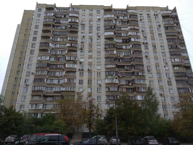 Москва, Кавказский бульвар, дом 50, Серия П-44 (ЮАО, район Царицыно)