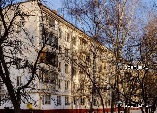 Москва, Кавказский бульвар, дом 37, Серия I-515 (ЮАО, район Царицыно)