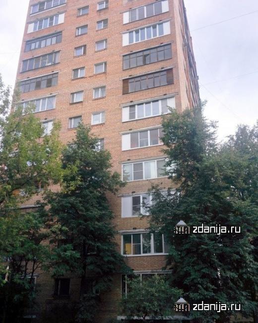 Москва, Чусовская улица, дом 5 (ВАО, район Гольяново)