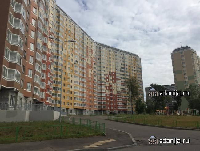 Москва, Дмитровское шоссе, дом 90, корпус 1 (САО, район Бескудниковский)