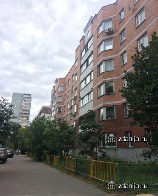 Москва, 8-я улица Текстильщиков, дом 13, корпус 1 (ЮВАО, район Текстильщики)