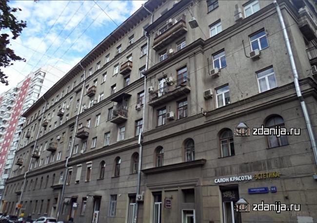 Москва, улица Гиляровского, дом 44 (ЦАО, район Мещанский)