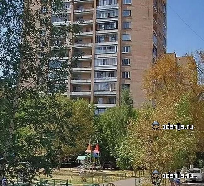 Москва, 8-я улица Текстильщиков, дом 12, Башня Вулыха II-67 (ЮВАО, район Текстильщики)