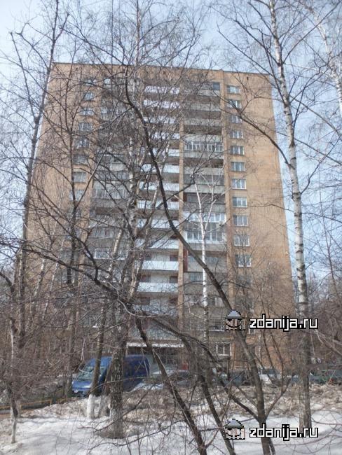 Москва, Кавказский бульвар, дом 22, Башня Вулыха II-67 (ЮАО, район Царицыно)
