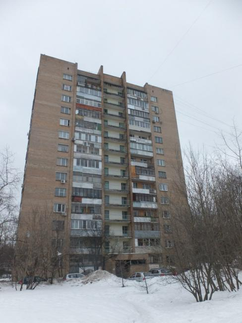 Москва, улица Академика Комарова, дом 1 Башня Вулыха II-67 (СВАО, район Марфино)