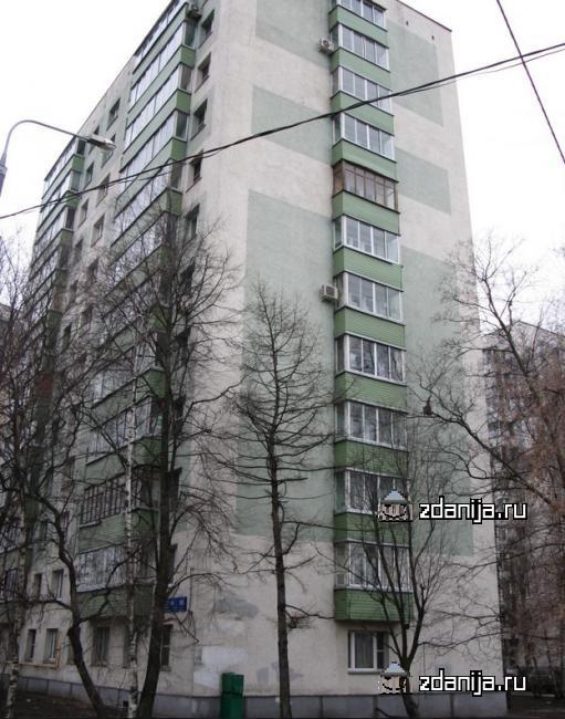 Москва, Дмитровское шоссе, дом 105, корпус 1 (САО, район Бескудниковский)