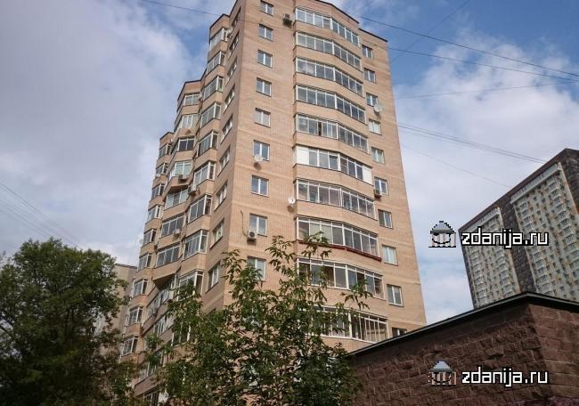 Москва, 3-я Парковая улица, дом 12 (ВАО, район Измайлово)