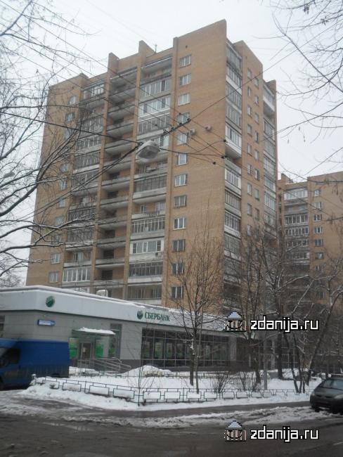 Москва, Аптекарский переулок, дом 10/1 Башня Вулыха II-67 (ЦАО, район Басманный)