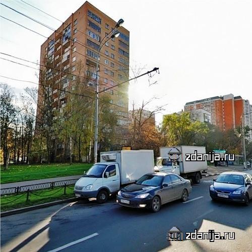 Москва, Щелковское шоссе, дом 84 Башня Вулыха (ВАО, район Северное Измайлово)