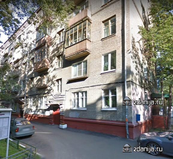 Москва, улица Черняховского, дом 15, корпус 1 (САО, район Аэропорт)