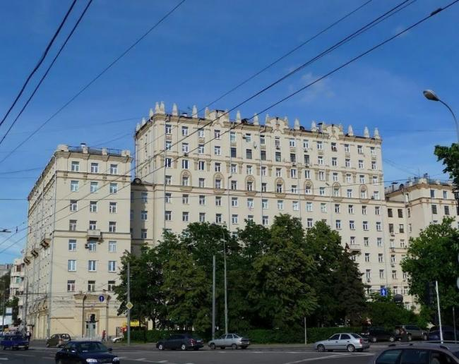 Москва, Большая Пироговская улица, дом 53 (ЦАО, район Хамовники)