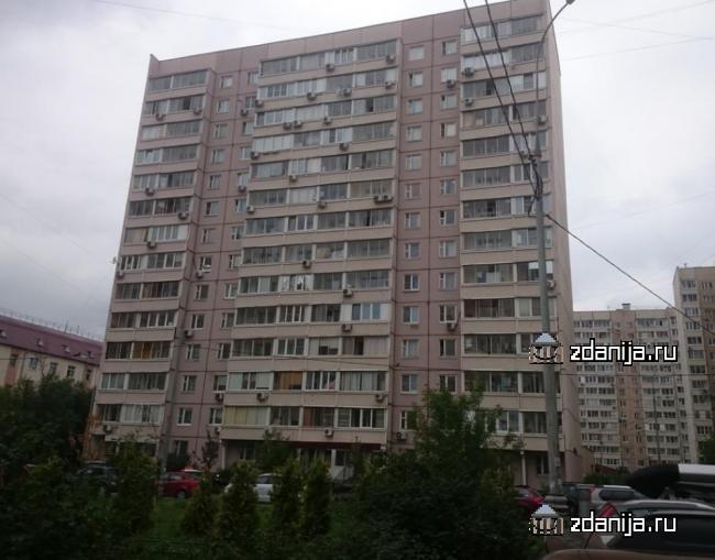Москва, Шарикоподшипниковская улица, дом 20 Серия П-46м (ЮВАО, район Южнопортовый)