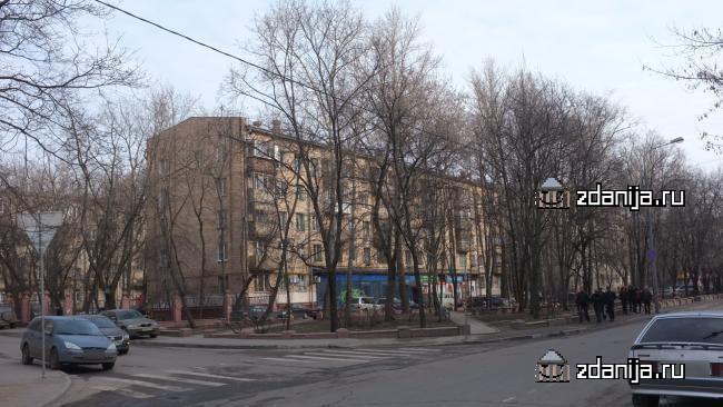 Москва, улица Черняховского, дом 11, корпус 1, Серия 1-511 (САО, район Аэропорт)